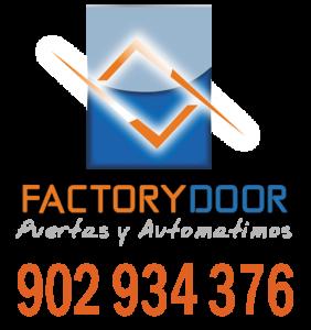FactoryDoor Puertas y Automatismos